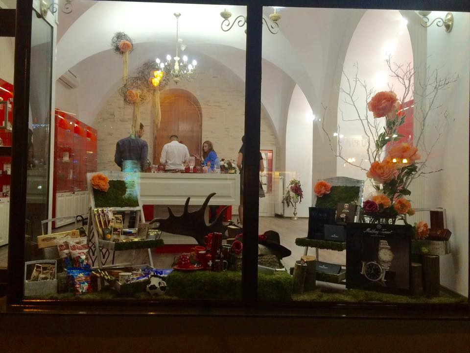 Swiss Corner - magazinul tau de cadouri