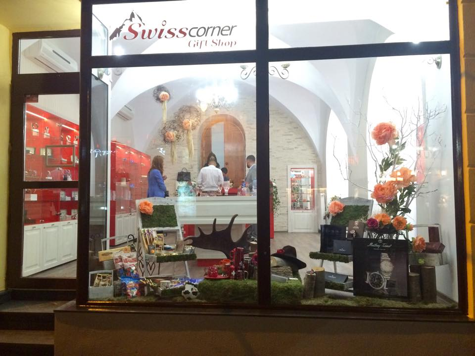 Swiss Corner - Gift Shop