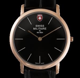 Swiss Militaire - ceasul e un must-have