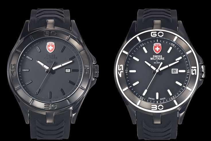 Swiss Militaire - ceasul care te reprezinta