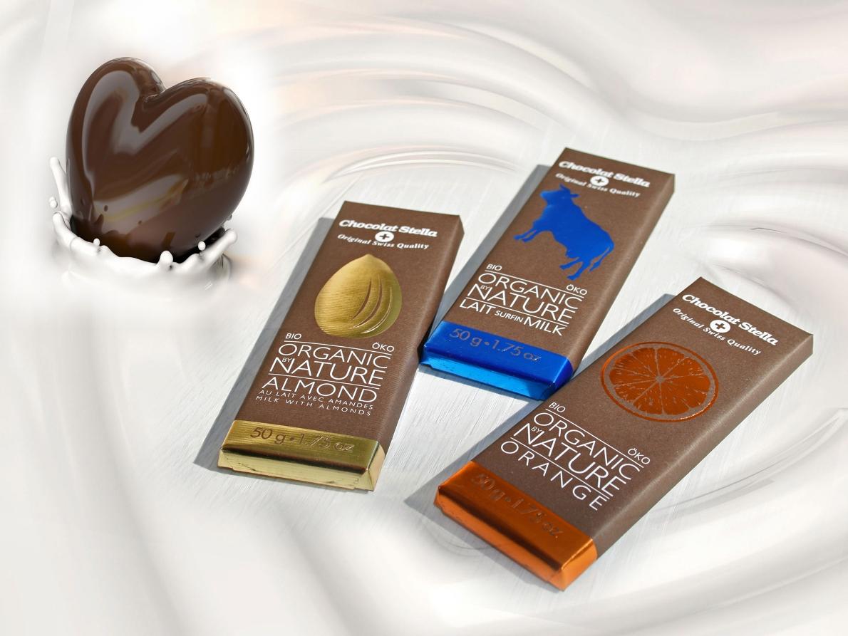 Stella - ciocolata elvetiana