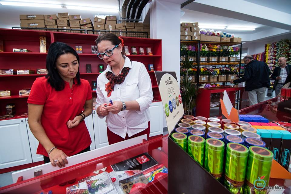 Deschidere magazin nou in Bucuresti