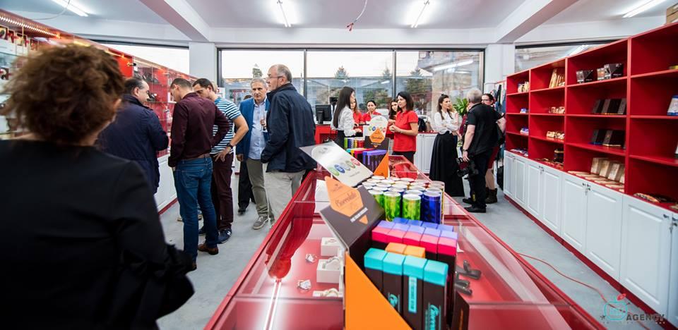 Inaugurare Swiss Corner Bucuresti