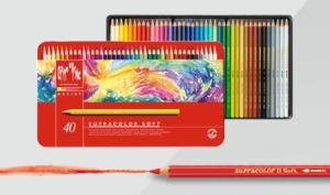 Caran d' Ache creioane colorata